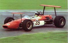 1968 Carlos Reutemann Brabham BT23C FVA formula 2 Argentina