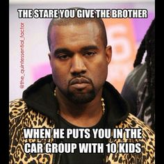 Really?... Lol way tooo funny, specially for the single brothers. #Jwhumor