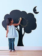 Simple Style: Chalkboard Paint