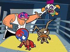 Mucha Lucha Best Cartoons Ever, Cartoon Shows, Classic Tv, Cartoon Network, My Childhood, Disney Characters, Fictional Characters, Pokemon, It Cast