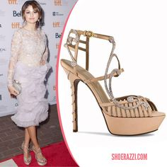 Sergio  Rossi Shoes | Selena-Gomez-Sergio-Rossi-shoes-September-7-2012.jpg