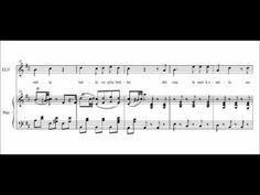 Son vergin vezzosa (I puritani, BELLINI) - Joan SUTHERLAND (score animation) - YouTube