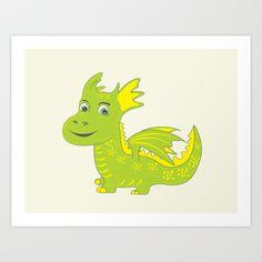 Dino - cute dinosour
