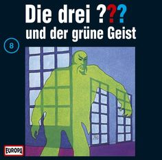 "Die drei Fragezeichen 8: Der grüne Geist (German audio drama based on ""The Three Detectives"")"