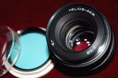#HELIOS- 44M + #color #filter #good #lens 58mm f/2 M42 #RUSSIAN #LENS #ZENIT #8385487 #Helios #camera #ebay