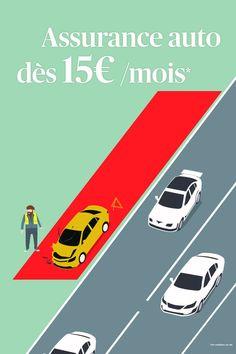 Une Assurance Auto dès 15€/mois ? C'est possible avec AXA Assurance Auto, Logos, Places, Silver, Projects, Logo
