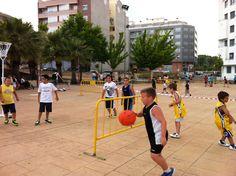 Festa del Bàsquet al Parc Beat Ferreres (26-6-2014). 05