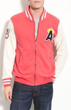 Anaheim Angels Throwback Jacket