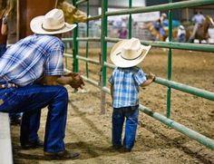 Tal pai, tal filho.