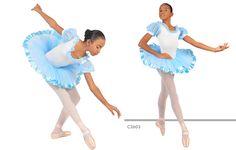 Tutù Danza Bambina C2603