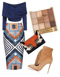 """""""Untitled #11"""" by stela-ciko on Polyvore featuring Christian Louboutin"""