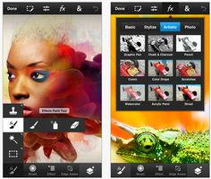 Photoshop Touch Arrives for Android and iPhone