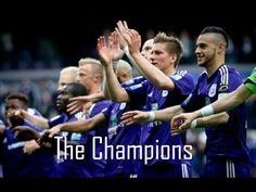 RSC Anderlecht ► The Champions | 2013-2014 | - YouTube