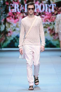 #Men´s wear #Trends Craig Ports  Spring Summer 2015v#Tendencia #Moda hombre