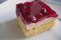 Kirsch - Schmand - Blechkuchen 5