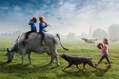 """""""The Odd Parade"""" by Adrian Sommeling"""
