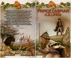 The Chronicles of Narnia, Published 1980s by Fontana Lions, UK