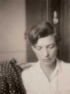 Annemarie Schwarzenbach. Fierce woman and great look.