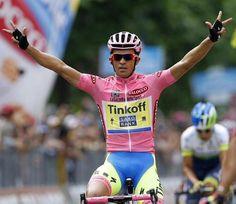 Alberto Contador - Giro de Italia 2015