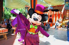DLR2014★10/19:Greeting ~Mickey/Minnie〜|imagical days 〜Disney Parks Travel Logs〜