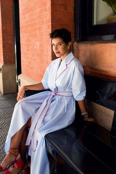 Meet Vogue Arabia Deena Aljuhani Abdulaziz   British Vogue