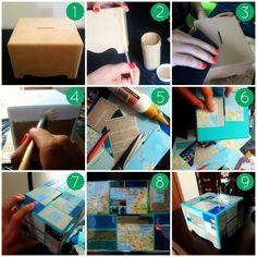 DIY: Caja de madera