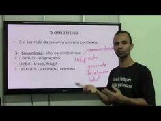 SEMÂNTICA - INTERPRETAÇÃO DE TEXTO - 4