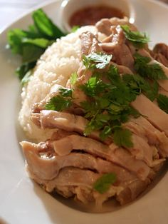 """Singapore-style rice """"Hainanese Chicken Rice"""" by HIGUCCINI"""