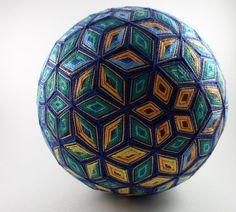Temari Ball Handmade Japanese Big Temari Ball Gift Decor