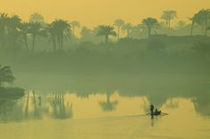 Nile, Egypt by Nour El Refai