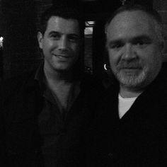 Repost using @ZohoSocial - : @davidclark1965 This is when I met Sebastian Izambard from Il Divo when they were in Saint John.  I was so star struck that I couldnt even speak.  So embarrassed! @sebdivo #fandom #ildivo #starstruck