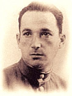 "Alexander ""Sasha"" Pechersky: Red Army Officer and prisoner at Sobibor Death Camp during WWII.  One of the primary leaders of the revolt at Sobibor that allowed for over 300 prisoners to escape."