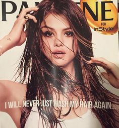 Image result for february 2017 pantene for instyle