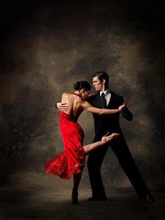 Tango...I wish I had a dance partner. My husband doesn't want to do ballroom dancing...sigh.