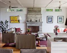 Home Decor living large インテリア実例 リビング 広い