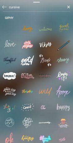 Instagram Blog, Instagram Hacks, Instagram Emoji, Instagram Editing Apps, Frases Instagram, Iphone Instagram, Creative Instagram Stories, Instagram And Snapchat, Instagram Story Ideas