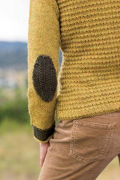 Ravelry: Nunavut Pullover pattern by Carolyn Noyes