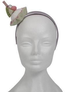 Cake headband from Fam Irvoll