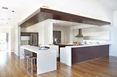 Modern Home Built In Buffet Attached To Kitchen Cabinets Design, Pictures, Remodel, Decor and Ideas - page 13