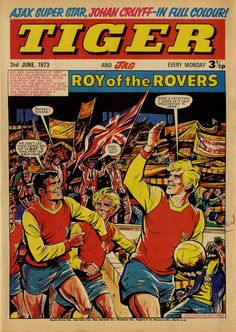 Classic cover artists: Yvonne Hutton Football Pictures, Comic Covers, Comic Artist, Comic Character, Vintage Books, My Childhood, Marvel Comics, Maida Vale, Schooldays