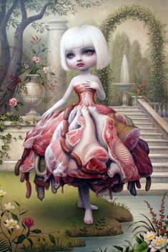 The Imaginary Realm of Mark Ryden