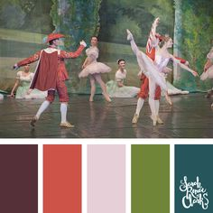 Color Inspiration | Click for more color combinations and color palettes inspired by the Pantone Fall 2017 Color Trends, plus other coloring inspiration at http://sarahrenaeclark.com | Colour palettes, colour schemes, color therapy, mood board, color hue