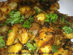 Spicy Potato Fry / Urulai Kilangu Varuval