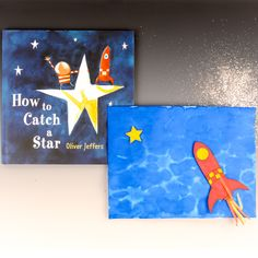 Check out Summer Reading Fun: How to Catch a Star crafting ideas at A. Explore many more such exceptional art & craft products only here. Projects For Kids, Art Projects, Crafts For Kids, Solar System Projects, Star Painting, Magic School Bus, Stars Craft, Kindergarten Teachers, Star Art