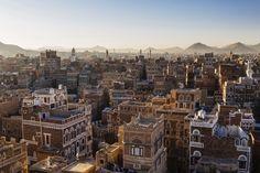Las ciudades más altas del mundo   Altura: 2.250 metros. Saná es la capital de Yemen una de las ciudades continuamente habitadas más antiguas del mundo