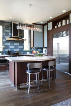 Kitchen Island Design | Showcase Kitchens And Baths