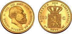 gouden 10 gulden munt