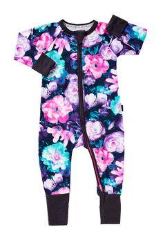 Baby Zip Wondersuits - Gypset Blooms