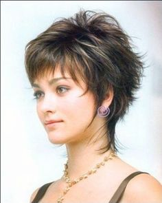 wispy short haircut - Google Search