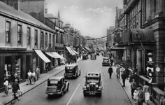 Dalrymple Scotland | ... Scotland Photographs: Old Photographs Dalrymple Street Girvan Scotland